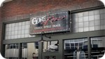 Guns & Roses Lighted Neon Wall Sign in Dallas Texas